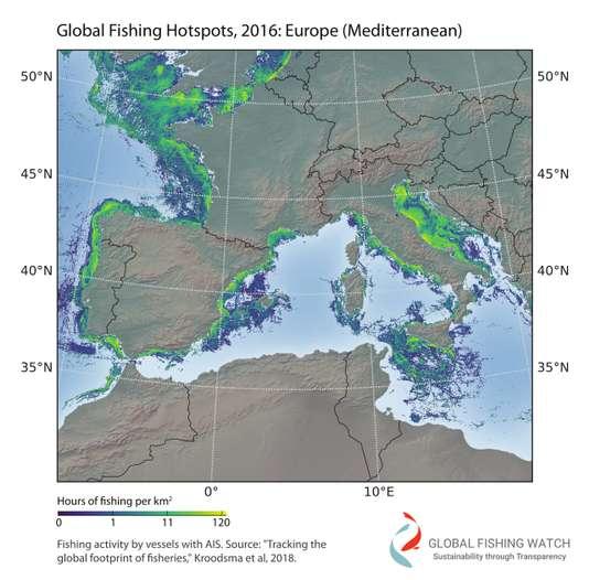 pêche industrielle étude