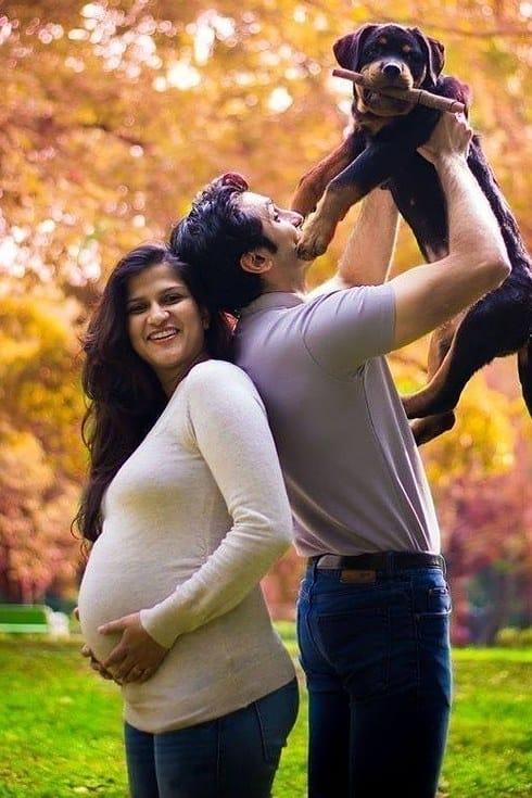 pregnancy_photoshoot_dog_2