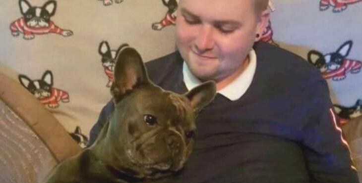 Angleterre : son chien meurt quelques minutes après lui
