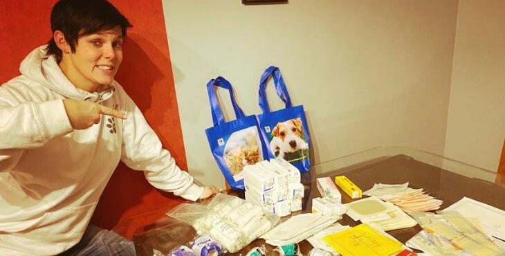 Australie : une Française part aider les animaux