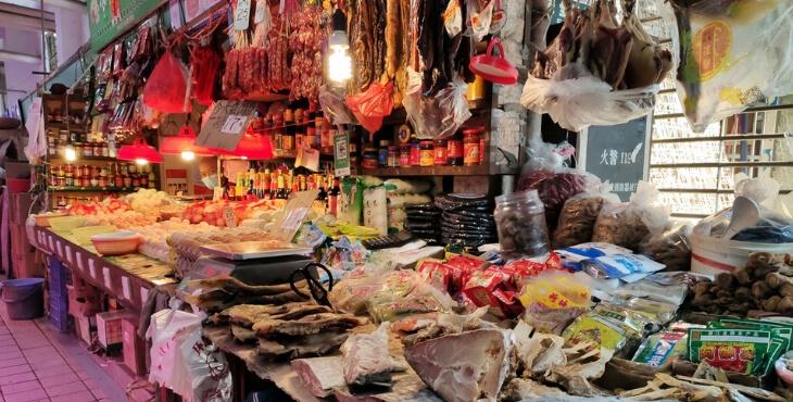 Chine : réouverture des marchés d'animaux sauvages ?