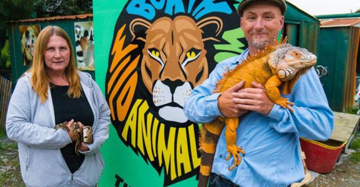 Royaume-Uni : des animaux en danger dans un zoo ?