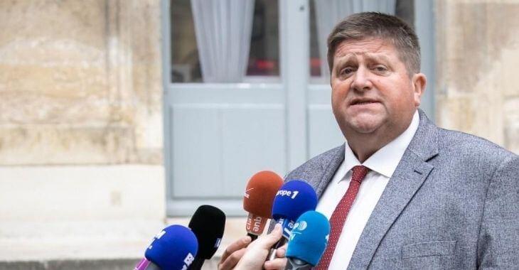 8 personnes jugées pour des menaces contre Willy Schraen